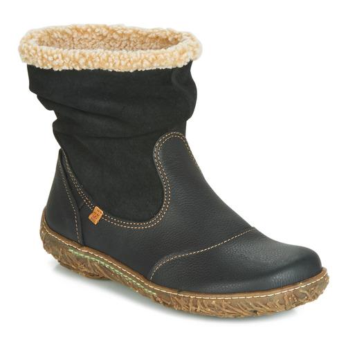 El Naturalista NIDO Schwarz  Schuhe Boots Damen 149,95