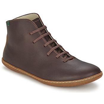 Schuhe Herren Boots El Naturalista EL VIAJERO Braun