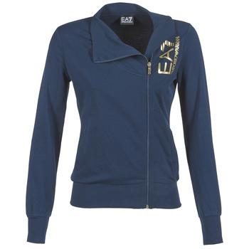 Kleidung Damen Sweatshirts Emporio Armani EA7 GAV Marine