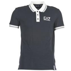 Kleidung Herren Polohemden Emporio Armani EA7 OKOLAMI Marine