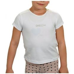 Kleidung Mädchen T-Shirts Geox T-shirt t-shirt
