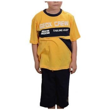 Kleidung Jungen Kleider & Outfits Geox Completo t-shirt