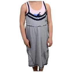 Kleidung Mädchen Kurze Kleider Geox Vestito t-shirt
