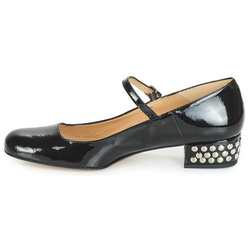 Betty Schuhe London FOTUNOU Schwarz  Schuhe Betty Ballerinas Damen 71,99 85f1b5