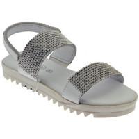 Schuhe Damen Sandalen / Sandaletten Lulu Snadalo strass velcro sandale