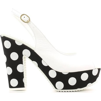 Grace Shoes Pa03t High Heeled Sandals..