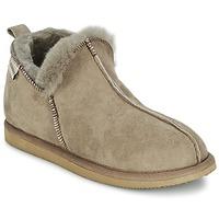 Schuhe Damen Hausschuhe Shepherd ANNIE Grau