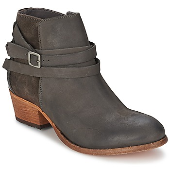 Schuhe Damen Low Boots Hudson HORRIGAN Grau