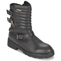 Schuhe Damen Boots Replay EAGLE Schwarz