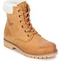 Schuhe Damen Boots Panama Jack PANAMA Honig