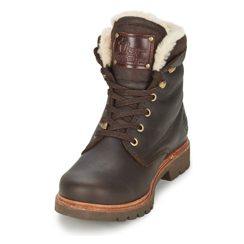 Panama Schuhe Jack PANAMA Braun  Schuhe Panama Boots Herren 185 157720