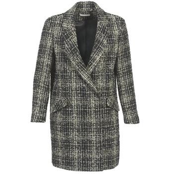 Kleidung Damen Mäntel Naf Naf ADOUCE Grau