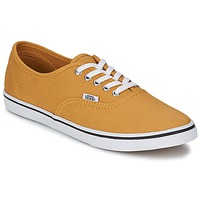 Schuhe Sneaker Low Vans AUTHENTIC LO PRO Weiss