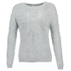 Kleidung Damen Pullover Naf Naf MARGOT Grau