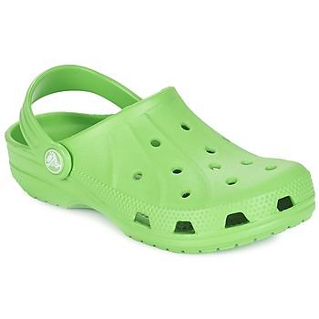 Schuhe Pantoletten / Clogs Crocs Ralen Clog Grün