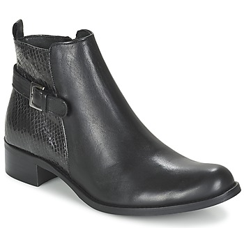 Schuhe Damen Boots Betty London FEWIS Schwarz