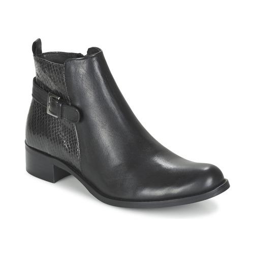 Betty London FEWIS Schwarz  Schuhe Boots Damen 92