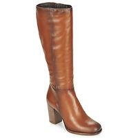 Schuhe Damen Klassische Stiefel Tamaris LOUGA Cognac
