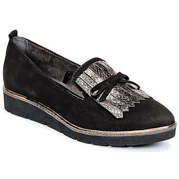 Schuhe Damen Derby-Schuhe Tamaris NADYMA Schwarz