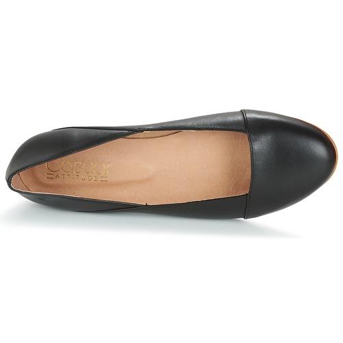 Casual Attitude TOBALO Schwarz  Schuhe Ballerinas Damen 49,99