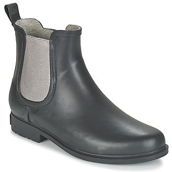 Schuhe Damen Boots Marc O'Polo LATTA Schwarz