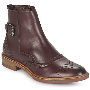 Schuhe Damen Boots Marc O'Polo NERETTA Bordeaux