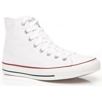Schuhe Damen Sneaker High Converse M7650 Weiß