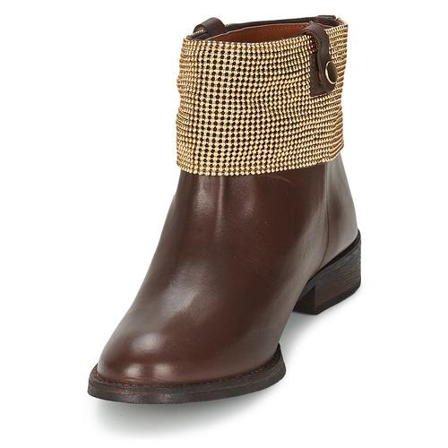 Schutz Braun WAIPOHI Braun Schutz Schuhe Boots Damen 84,80 4d6a7e