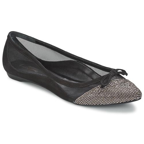 Schutz KANI Schwarz  Schuhe Ballerinas Damen 109,60