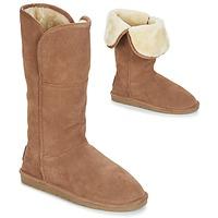 Schuhe Damen Klassische Stiefel Les Tropéziennes par M Belarbi ARCTIQUE Camel