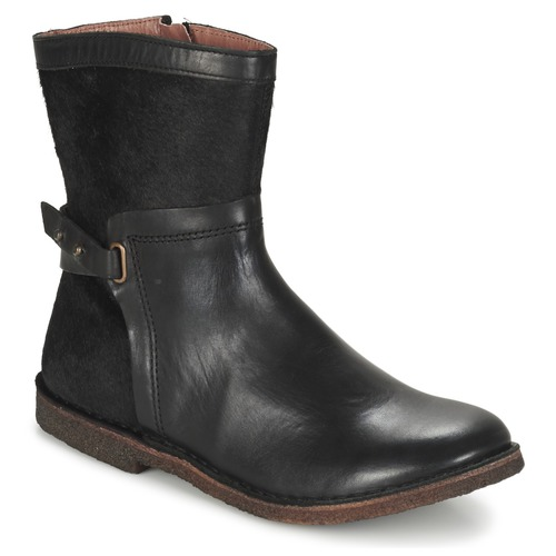 Kickers CRICKET Schwarz  Schuhe Boots Damen 74,50