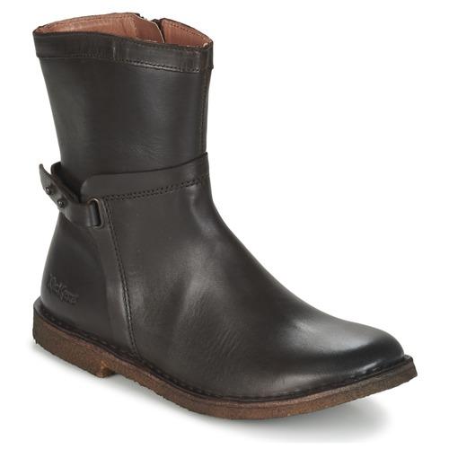 Kickers CRICKET Braun  Schuhe Boots Damen 119,20