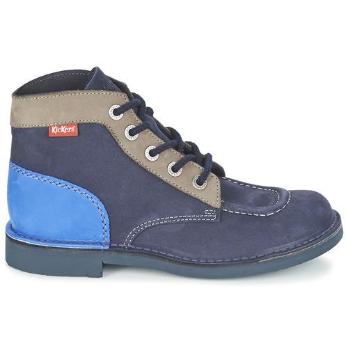 Kickers Schuhe KICK COL Marine  Schuhe Kickers Boots Damen 49,50 2fdc84