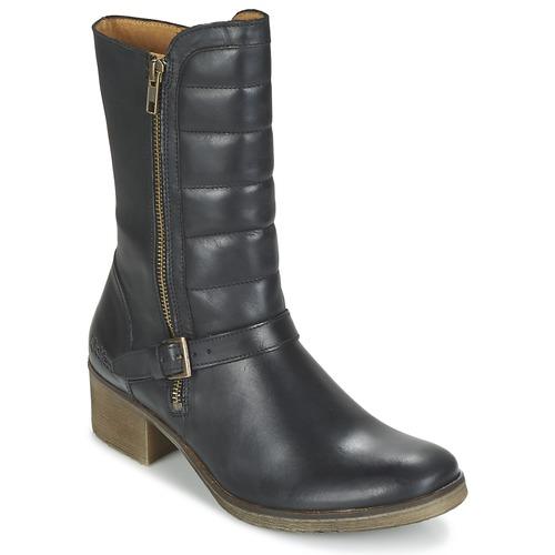 Kickers MILLIER Schwarz  Schuhe Boots Damen 127,20