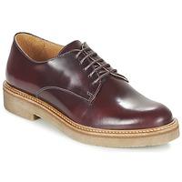 Schuhe Damen Derby-Schuhe Kickers OXFORK Bordeaux