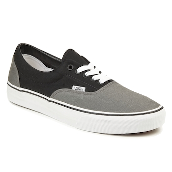 Schuhe Sneaker Low Vans ERA Grau / Schwarz
