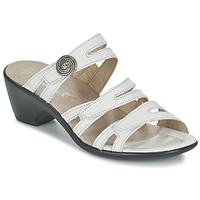 Schuhe Damen Pantoffel Romika Gorda 01 Weiss