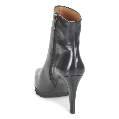 Fericelli FABIANA Schwarz Schuhe Low Boots Damen 100 100 Damen 5c4e73