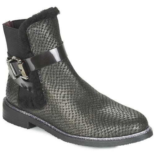Fericelli FADEN Schwarz Schwarz FADEN Schuhe Boots Damen 89,50 69441e