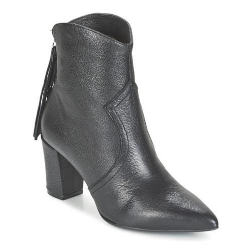Fericelli FADIA Schwarz  Schuhe Low Boots Damen 74,50