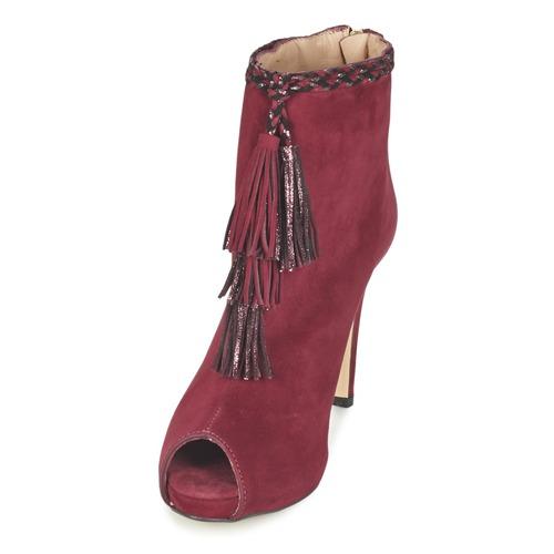 Fericelli Fericelli Fericelli FADILA Bordeaux  Schuhe Low Stiefel Damen 29fb9a