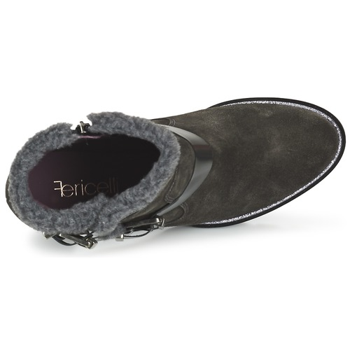 Fericelli FAIKA Grau    Schuhe Low Boots Damen 84,50 dd3134