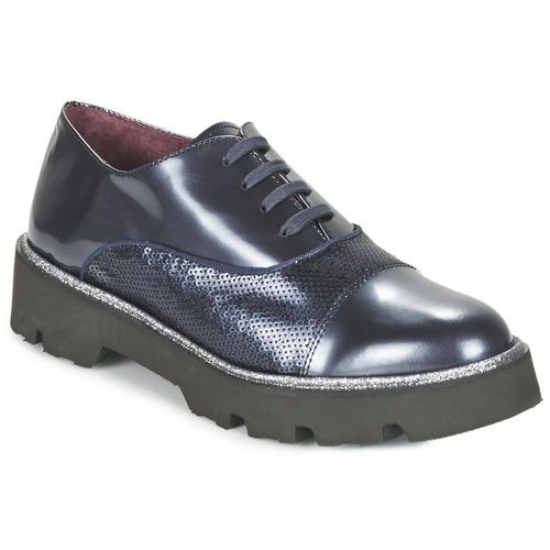 Fericelli FANCHON Marine Schuhe Richelieu Damen 72,50