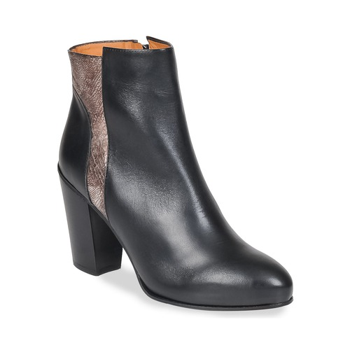 Emma Go BOWIE Schwarz  Schuhe Low Boots Damen 151,20