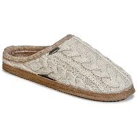Schuhe Damen Hausschuhe Giesswein NEUDAU Beige