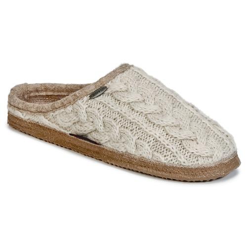 Giesswein NEUDAU Beige  Schuhe 52,80 Hausschuhe Damen 52,80 Schuhe a5f55b