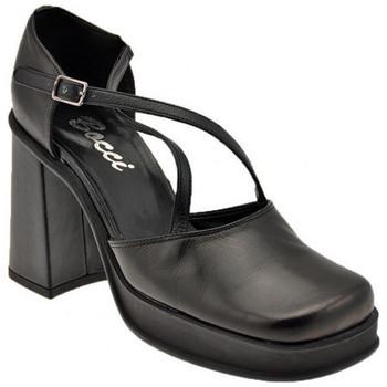 Schuhe Damen Pumps Bocci 1926 Cross Platform Court Schuh ist plateauschuhe Schwarz