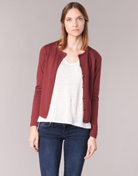 Kleidung Damen Strickjacken BOTD EVANITOA Bordeaux