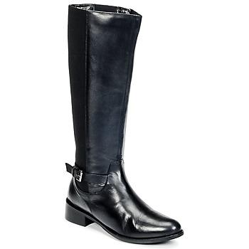 Schuhe Damen Klassische Stiefel Balsamik FAZIDO Schwarz