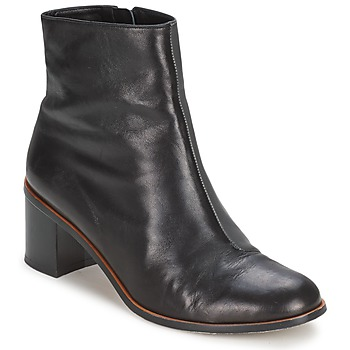 Schuhe Damen Low Boots Robert Clergerie MILLION Schwarz